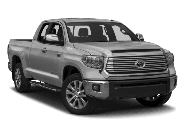 New 2017 Toyota Tundra Limited With Navigation