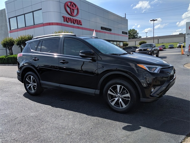 Certified Pre-Owned 2017 Toyota RAV4 XLE