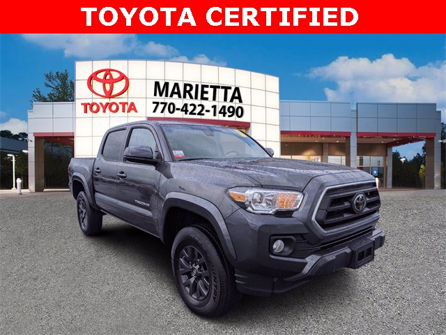 Certified Pre-Owned 2020 Toyota Tacoma SR5