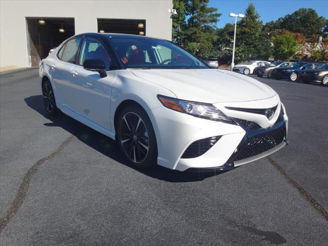 New 2019 Toyota Camry Xse 4 Door Xse Sedan In Marietta 190161
