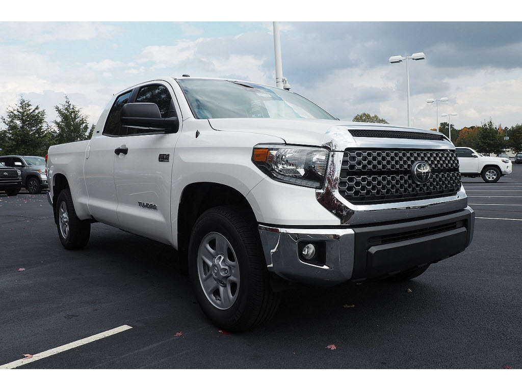 new 2018 toyota tundra sr5 4x4 sr5 4dr double cab pickup sb 5 7l v8 ffv in marietta 180373. Black Bedroom Furniture Sets. Home Design Ideas