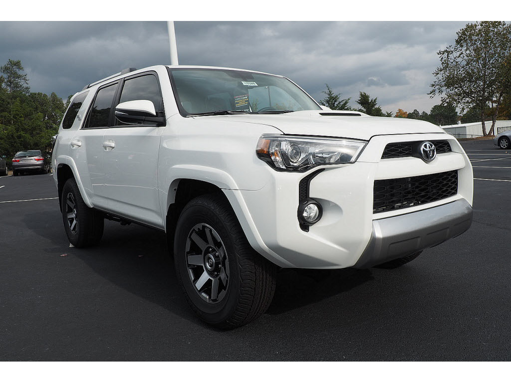 New 2018 Toyota 4runner Trd Off Road Premium