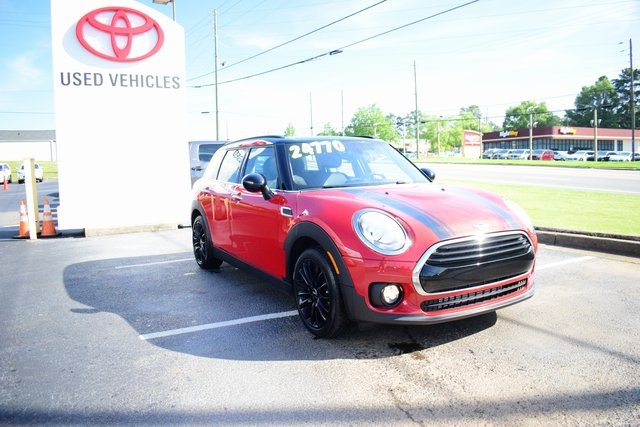 Pre Owned 2018 Mini Cooper Clubman 4d Wagon In Marietta 191215a