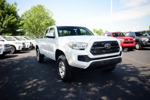 New 2019 Toyota Tacoma SR, 4X2 ACCESS CAB, 6' Composite Bed